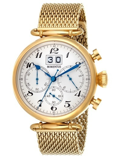 Momentus Momentus Tm250g-02sg Erkek Saati Altın